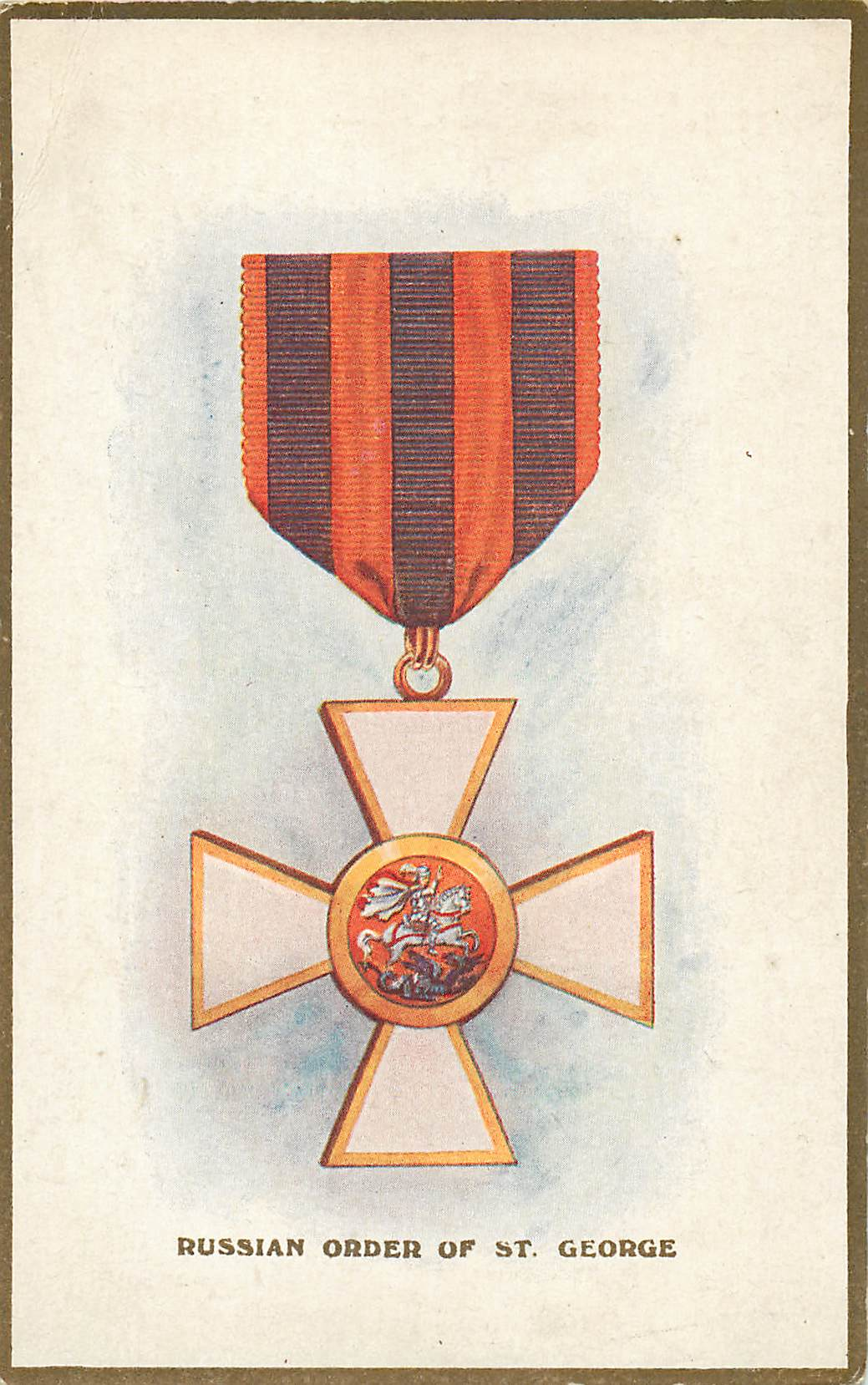 Russian Order of St.George