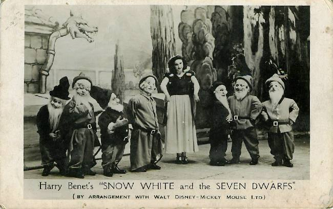 Harry Benet's Snow White and the Seven Dwarfs