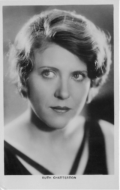 Ruth Chatterton No. 429b