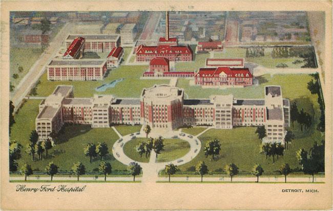Apartments Near Henry Ford Hospital Detroit
