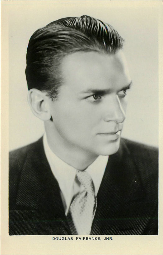Douglas Fairbanks, Jnr. - No. 215c