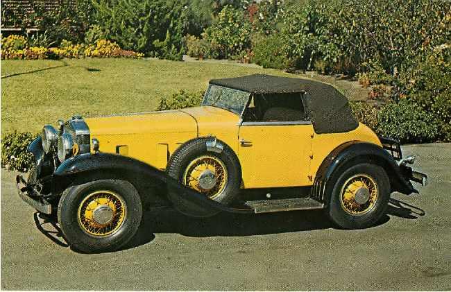 """1932 Stutz DV-32 """"Super"""