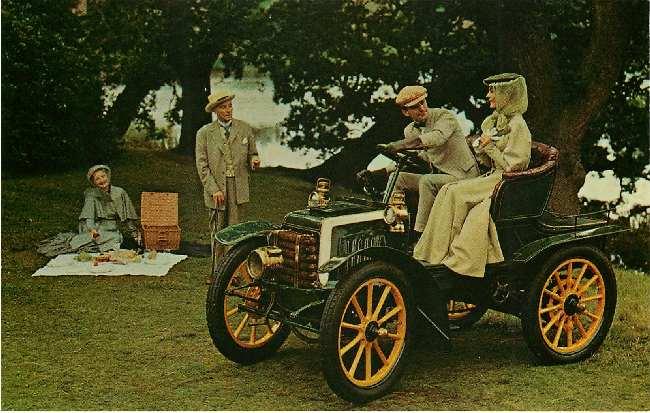1902 Panhard-Levassor Classic