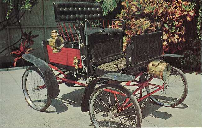 1899 Locomobile Steamer Classic Car