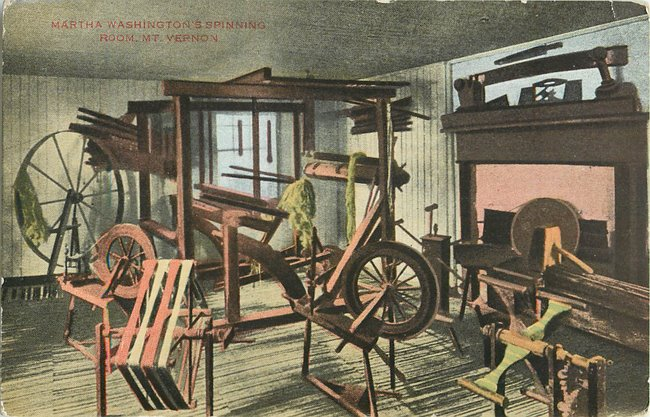 Spinning room, Mount Vernon VA (copy 2)