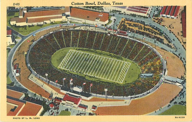 Cotton Bowl, Dallas, Texas