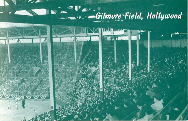 Gilmore Field, Hollywood