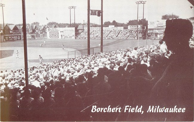 Borchert Field, Milwaukee