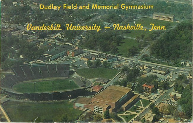 Dudley Field and Memorial Gymnasium, Vanderbilt University