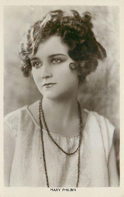 Mary Philbin actress