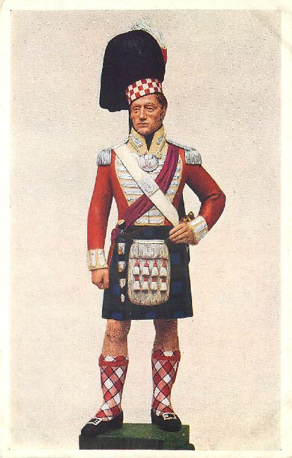 The Argyll and Sutherland Highlanders - Prince Louise's