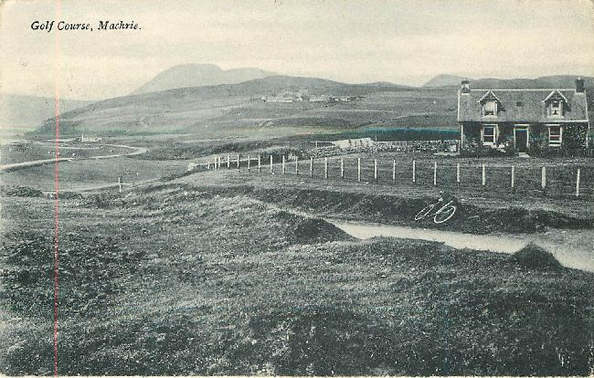 Golf Course, Machrie