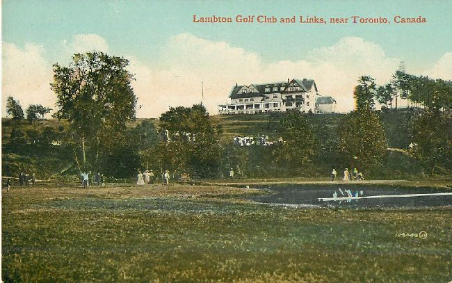 Lambton Golf Club and Links, near Toronto, Canada
