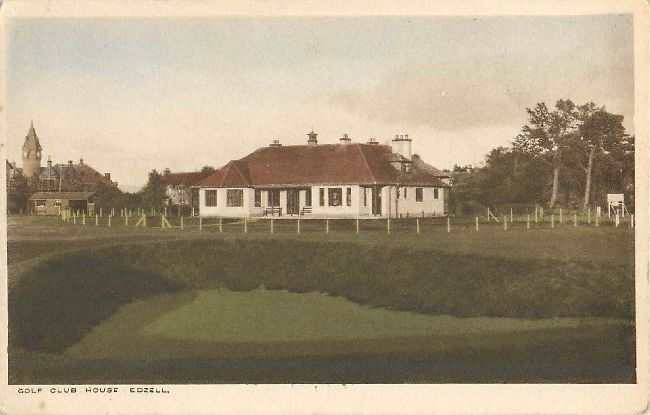 Golf Club House Edzell