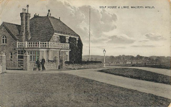 Golf House & Links, Malvern Wells