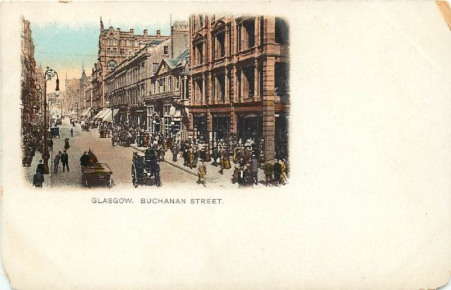 Glasgow, Buchanan Street