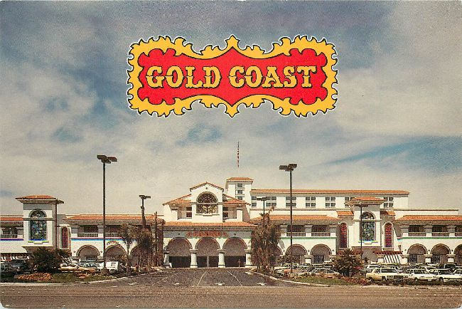 Gold Coast Hotel and Casino Postcard