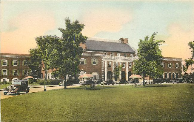 The Dearborn Inn, Dearborn, Michigan