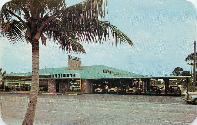 Connor Brown Cadillac Company - Fort Lauderdale, Florida