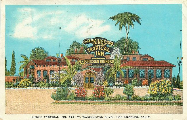 King's Tropical Inn, 5741 W. Washington Blvd., Los Angeles, Cali