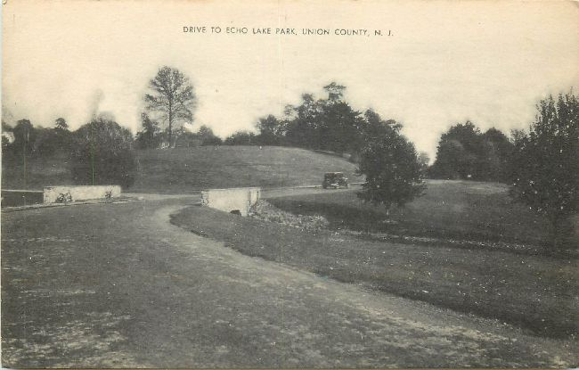Drive to Echo Lake Park, Union County, N.J.