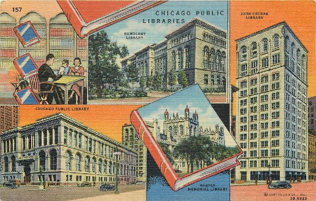 Chicago Public Libraries