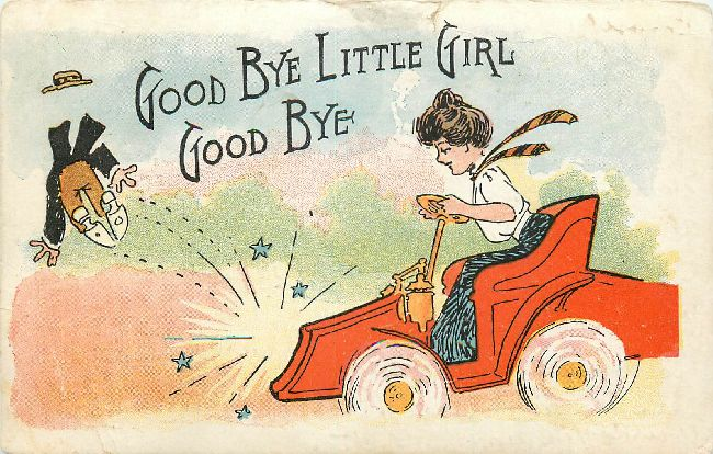 Good Bye Little Girl Good Bye
