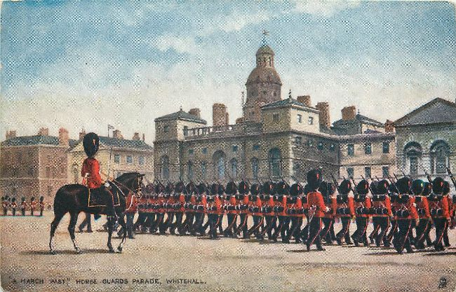 Horse-Guards Parade, Whitehall