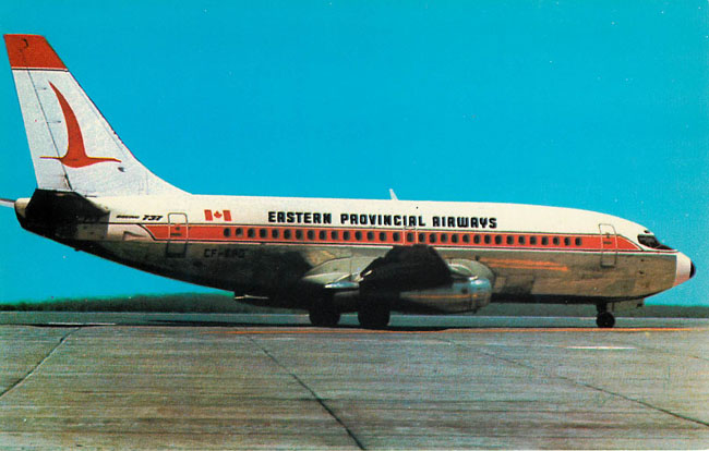 Eastern Provincial Airways
