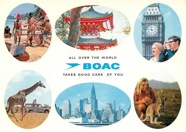 BOAC Airlines