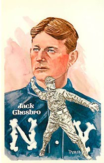 Jack Chesbro Perez-Steele Galleries Baseball Postcard