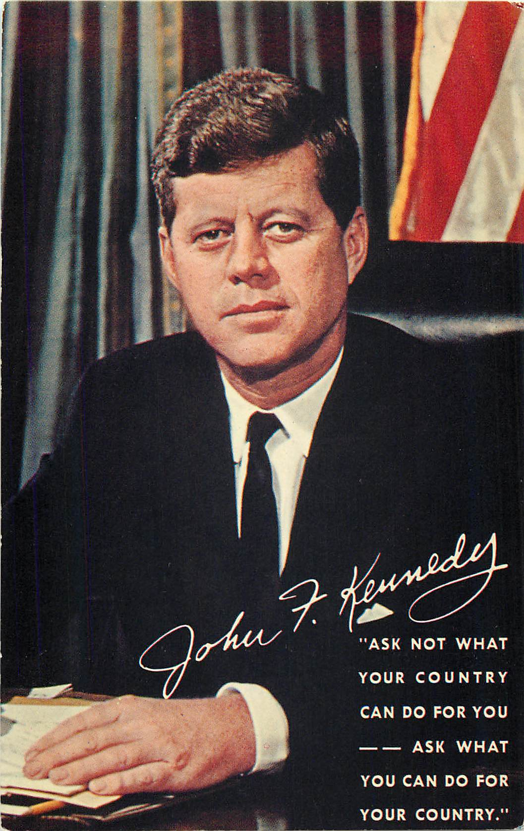 """In Memoriam of John F.; Kennedy"""