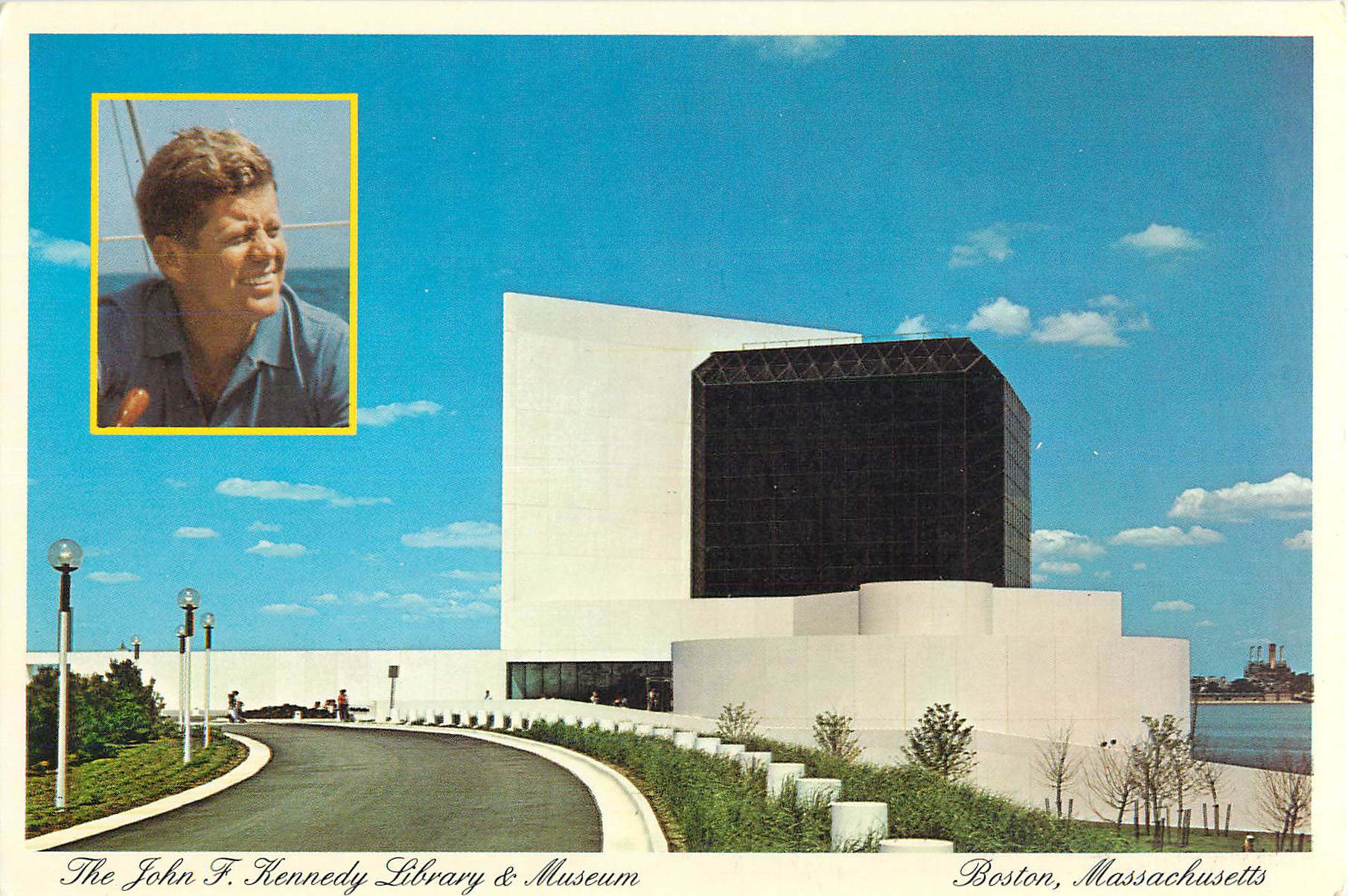 """John F. Kennedy Library and Museum"""