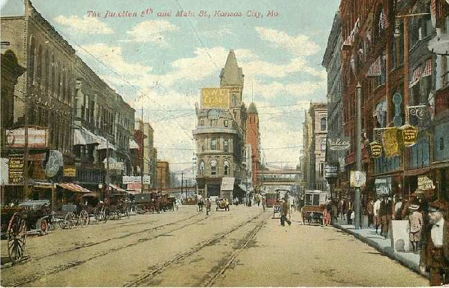 Main Street, Kansas City, Mo.