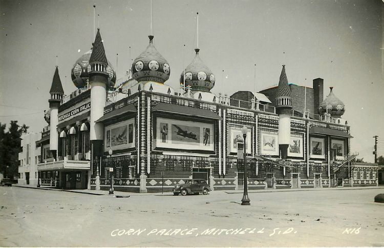 Corn Palace, Mitchell S.D.