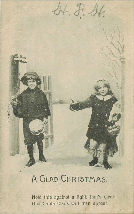 A Glad Christmas - Drummer Boy and Girl