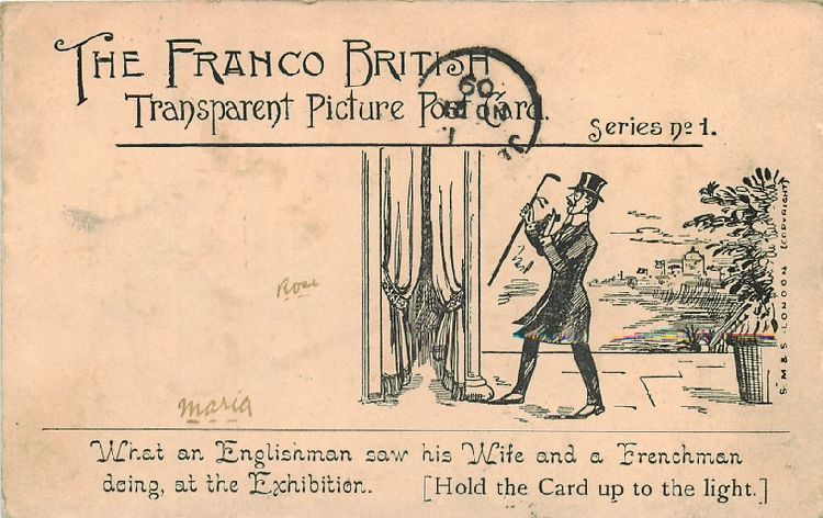 The Franco British Exhibition - What an Englishman saw.. England