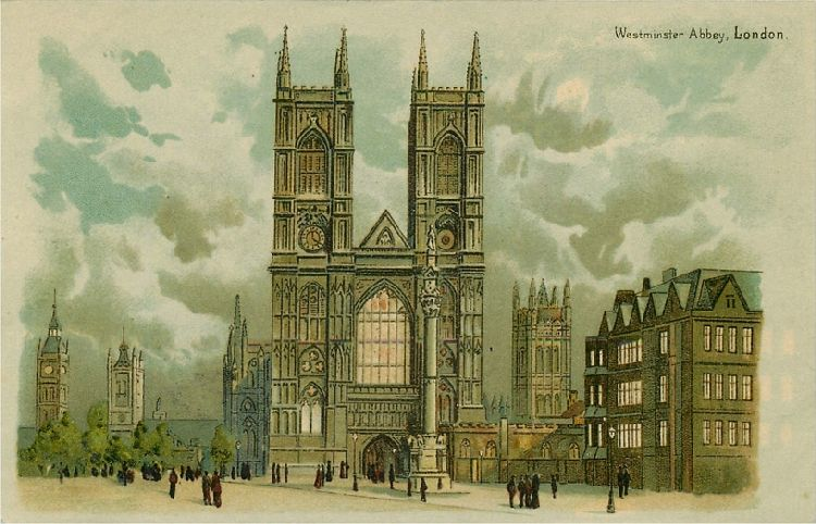 Westminster Abbey, London - England
