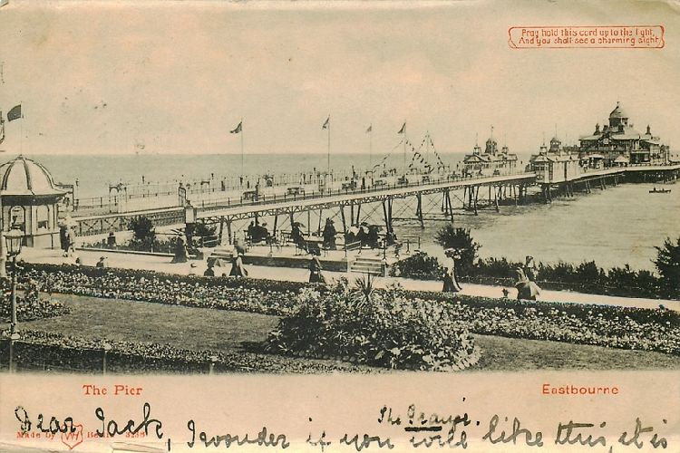The Pier - Eastbourne - England