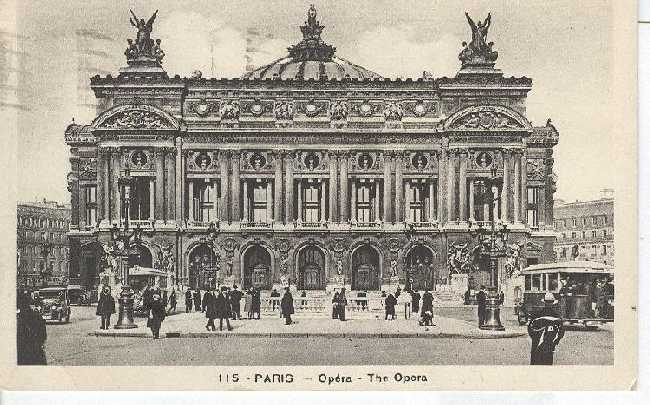 115 - Paris - Opera - The Opera
