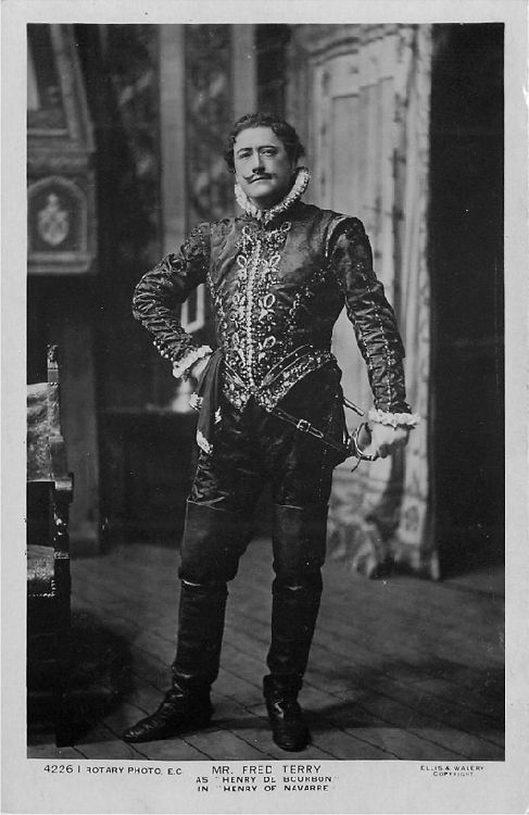 "Mr. Fred Terry as ""Henry de Bourbon"" - No. 4226"