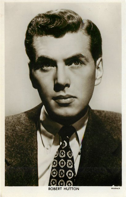Robert Hutton Actor