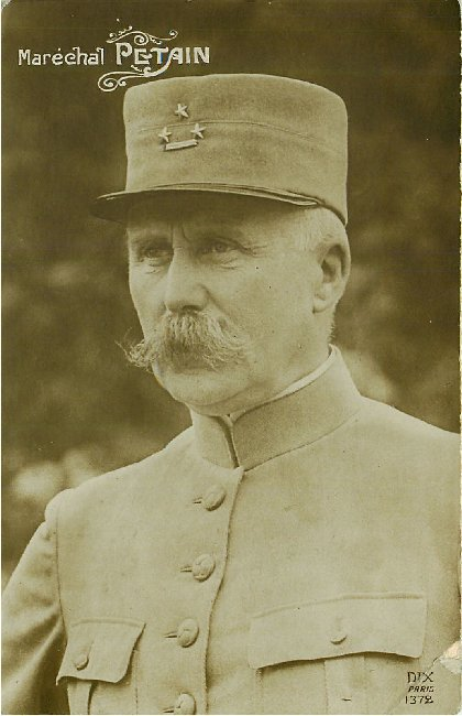 Marechal Petain Paris