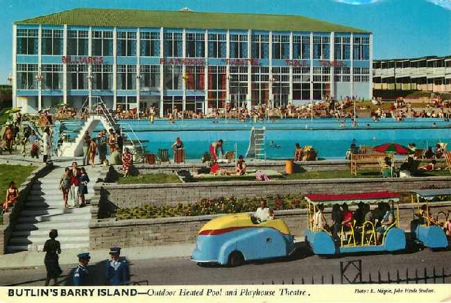 Butlin's Barry Island - Outdoor Heated Pool & Playhouse Theatre