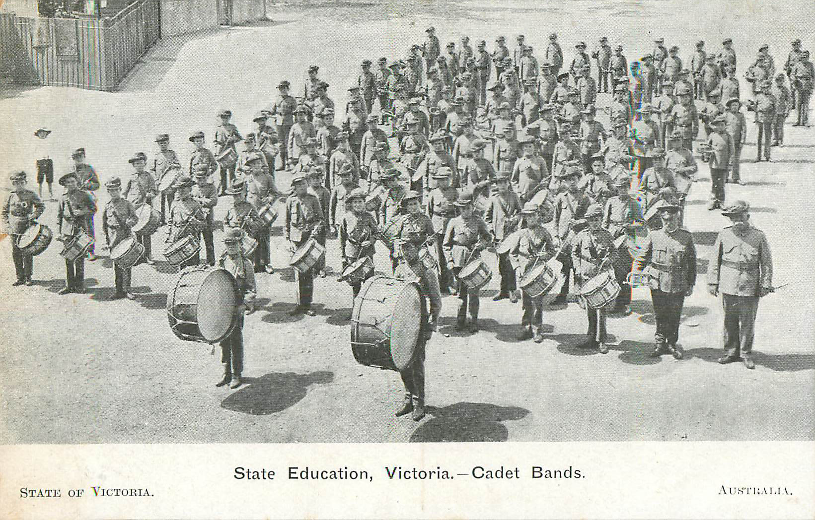 Cadet Bands, State Education, Victoria, Australia