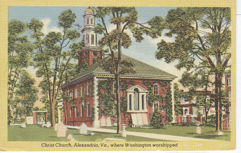 Christ Church Alexandria Va.
