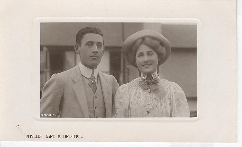 Phyllis Dare & Brother
