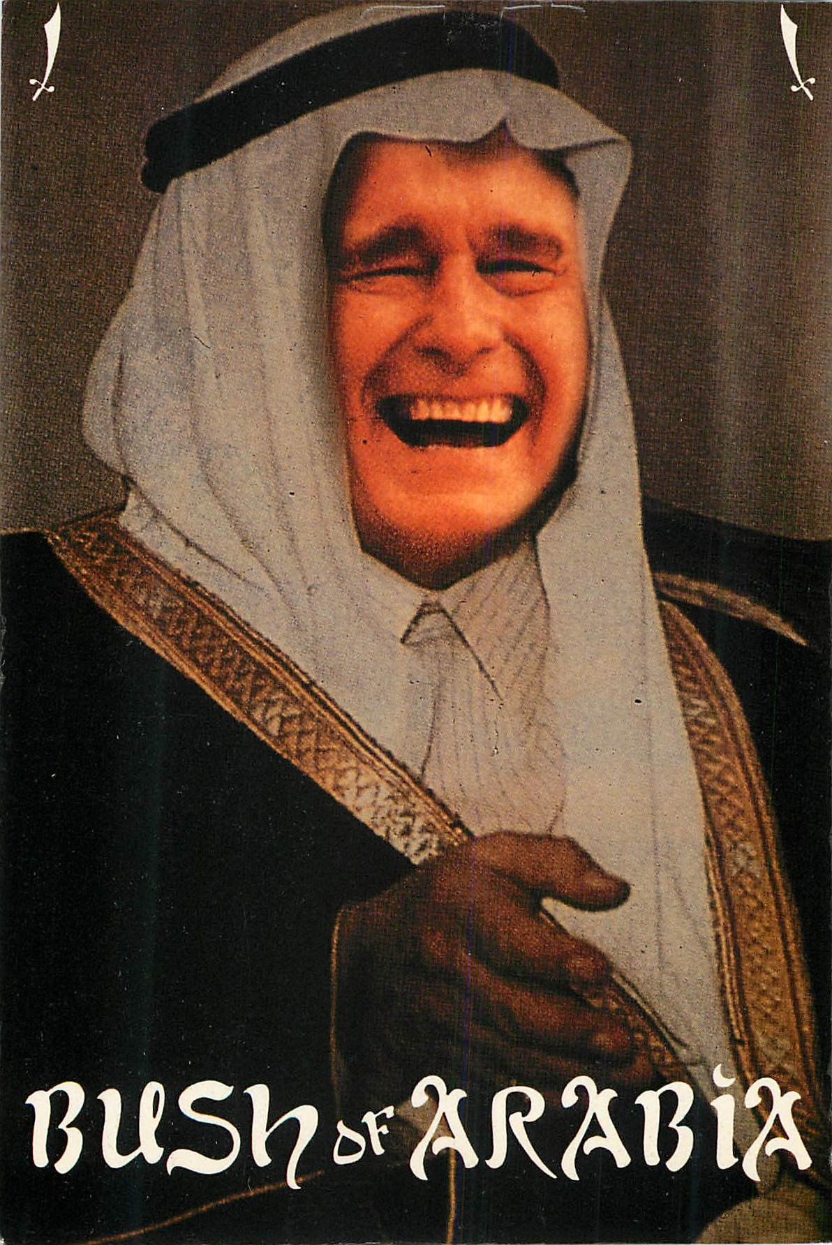 """Bush of Arabia"""