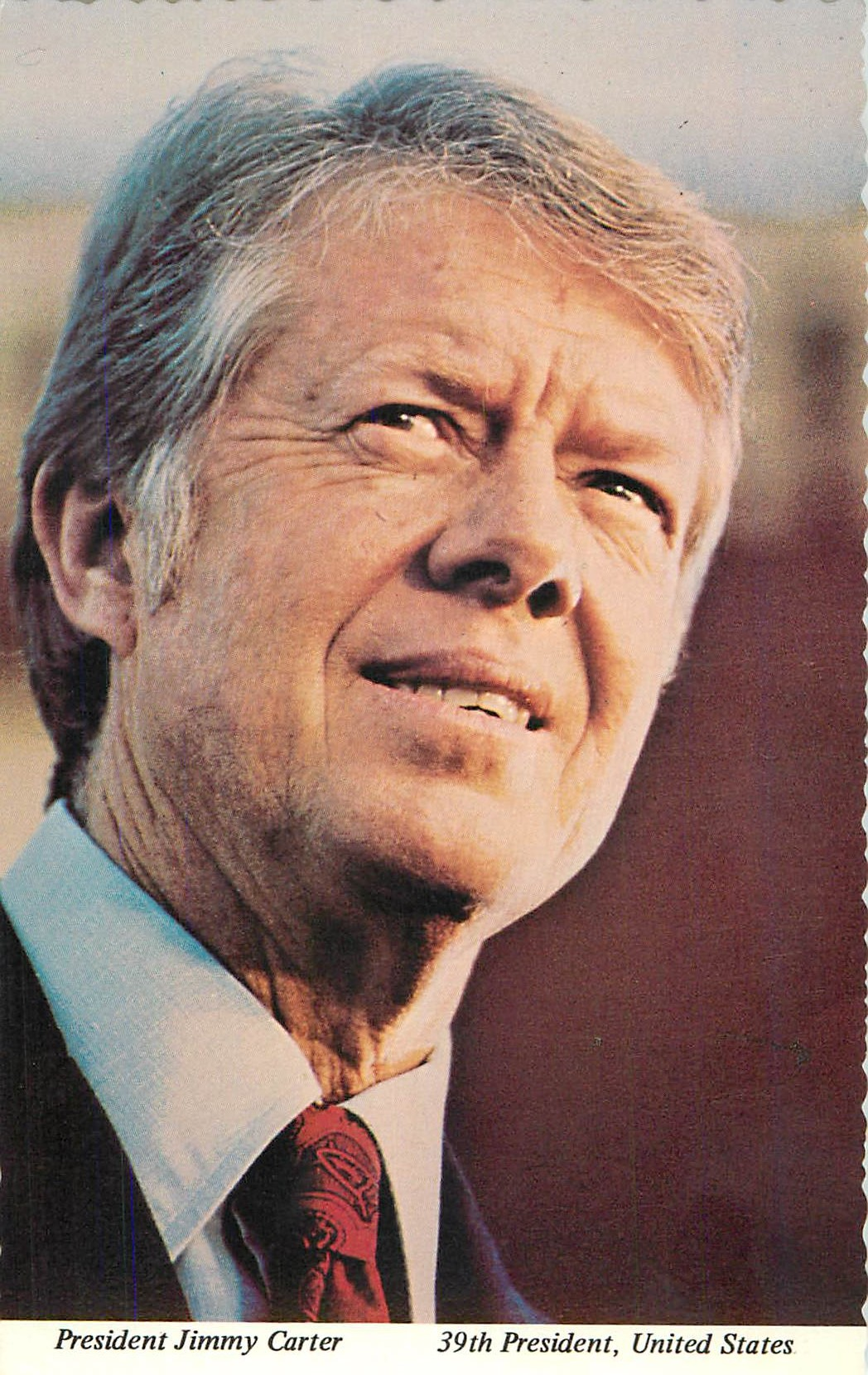 """President Jimmy Carter"""
