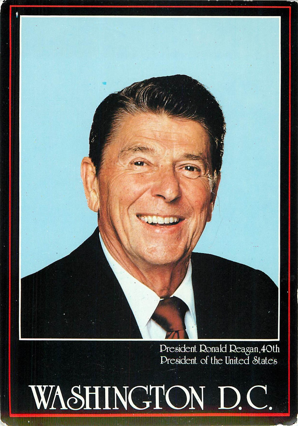 """Ronald Reagan, The Distinguished Collection"""